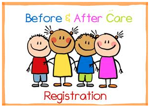 Before and After Care Registration 2020-2021