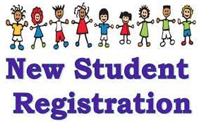 Kindergarten and Incoming New Student Registrations 2020-2021