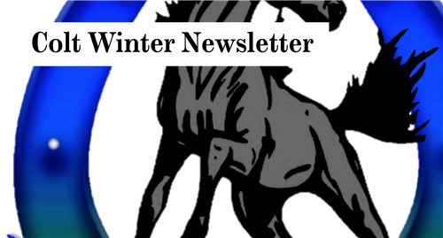 COLT WINTER NEWSLETTER
