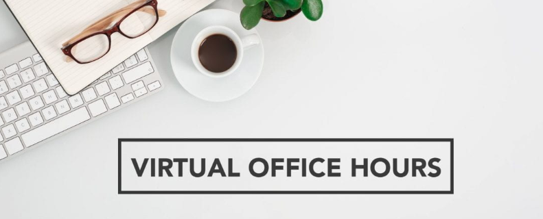 CLMS Virtual Learning Office Hours