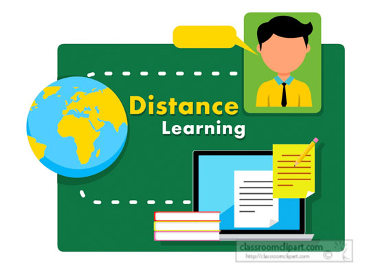 Laptop distribution for distance learning