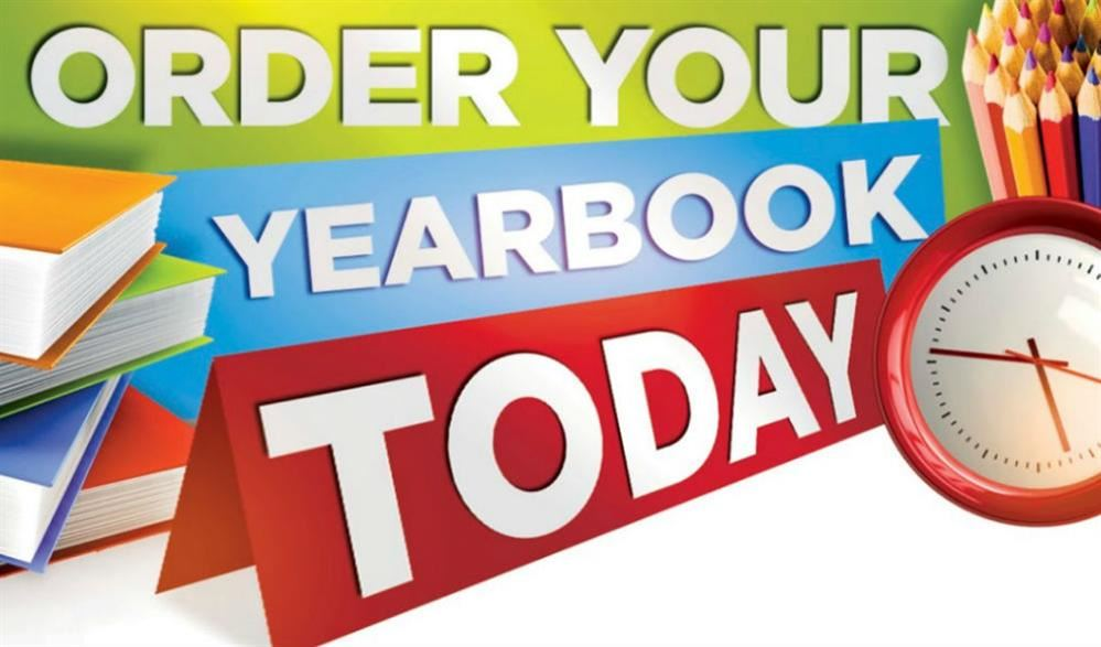 2018-2019 YEARBOOKS