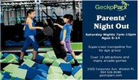 GeckoParx Parents Night Out