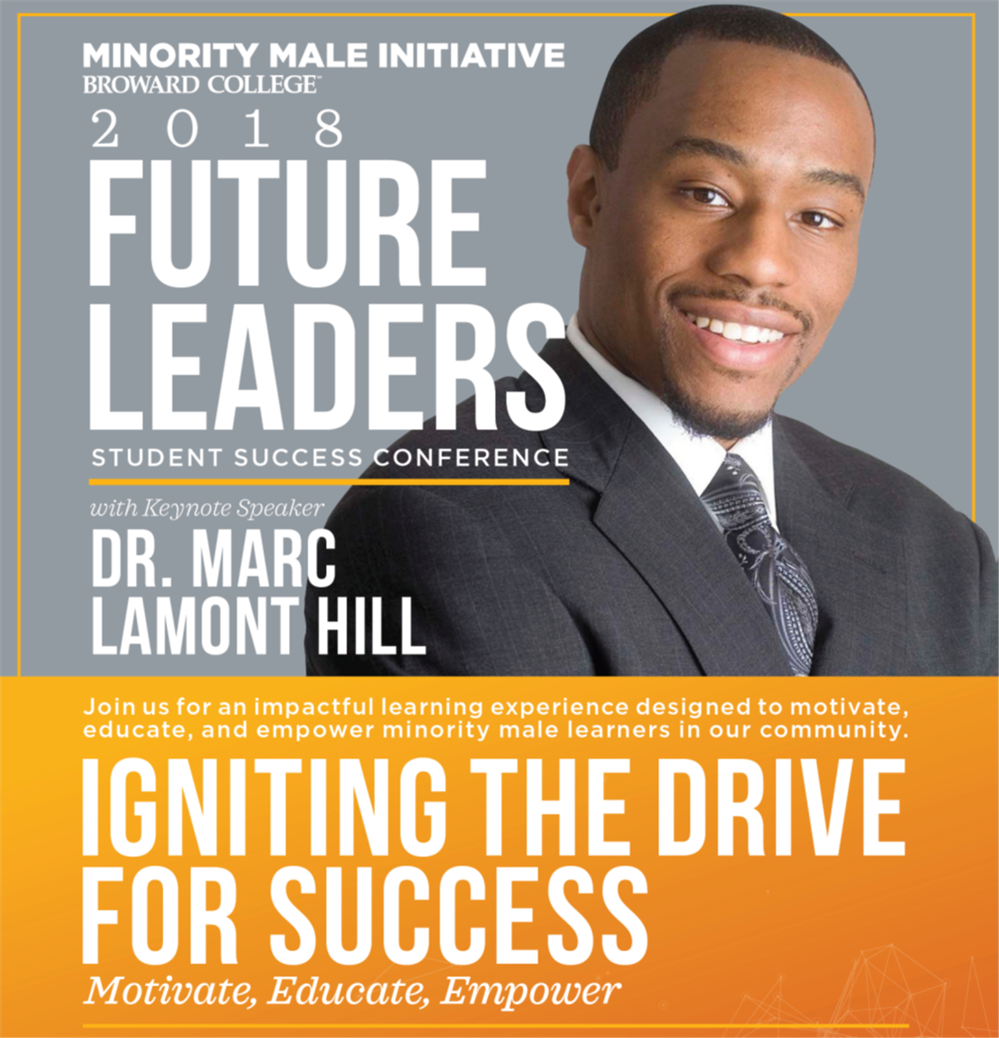 Broward College's Minority Male Initiative
