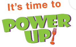 Power Up Lunch- Times change starting 10/29/2020