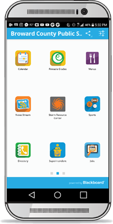 The  BCPS Mobile App allows parents/guardians to access students attendance and much more
