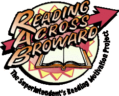 Reading Across Broward Forms Due!