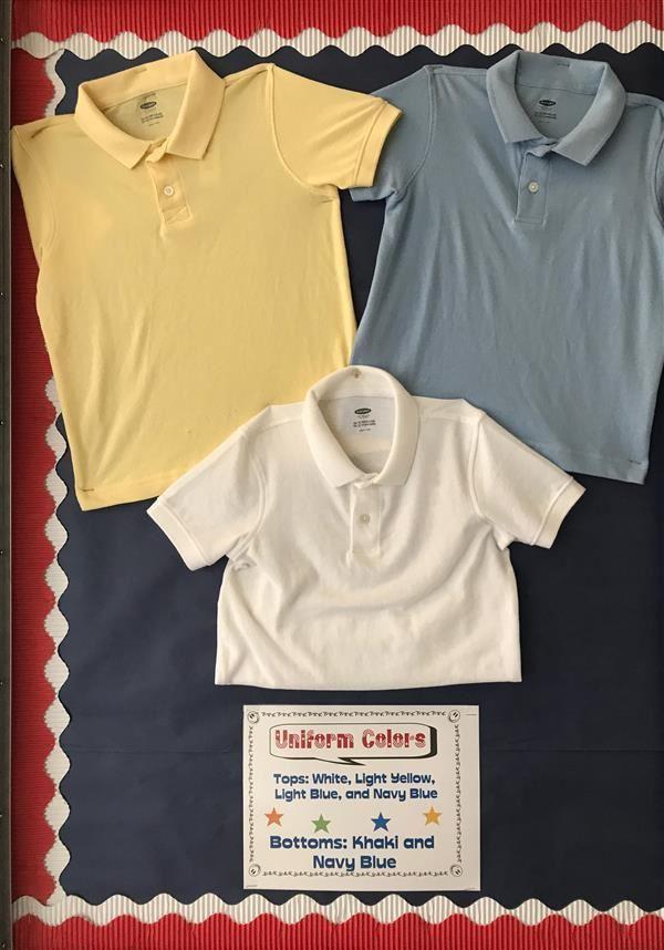 School Policies / Dress Code / Uniform Policy