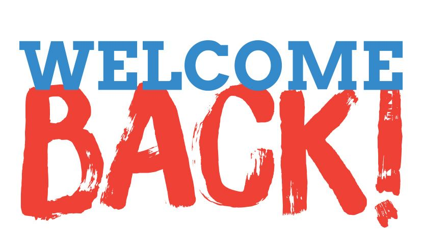 Welcome Back Newsletter - 2018-2019
