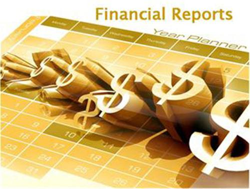 SCHOOL FINANCIAL REPORTS