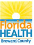 Florida Department of Health in Broward County Logo