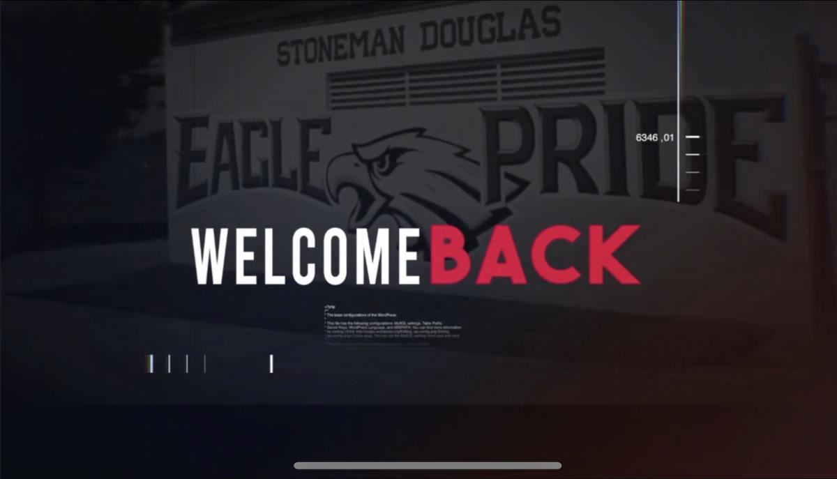 welcome back eagles