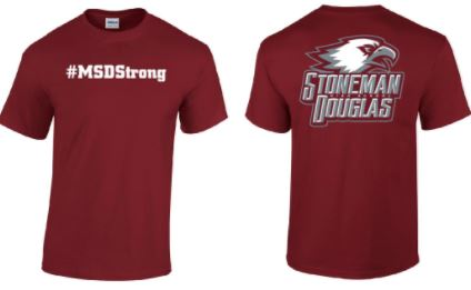 #MSDStrong Apparel