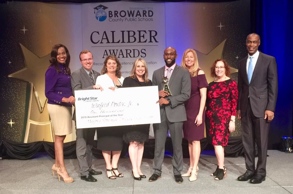 Broward County's 2018 Assistant Principal of the Year