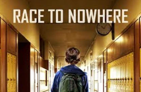 "Parents Only: Eagle's Haven is showing ""Race to Nowhere"""
