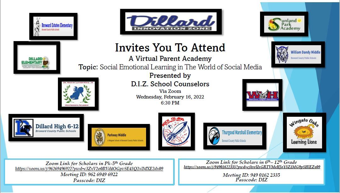 JOINT-USE PARKS PUBLIC INPUT VIRTUAL MEETINGS