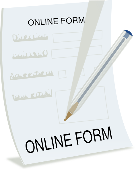 On-Line Student Forms