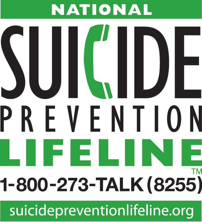 Suicide Prevention Hotline Logo