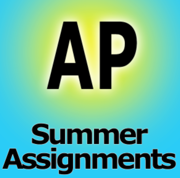 AP Summer Work
