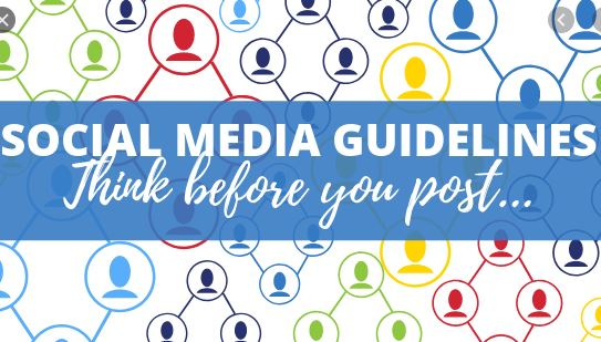 Social Media Use Guidelines
