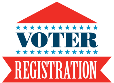Voter Registration Drive September 15-22!