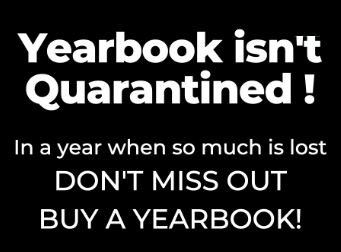 Cap & Gown Pickup & Yearbook Deadline!
