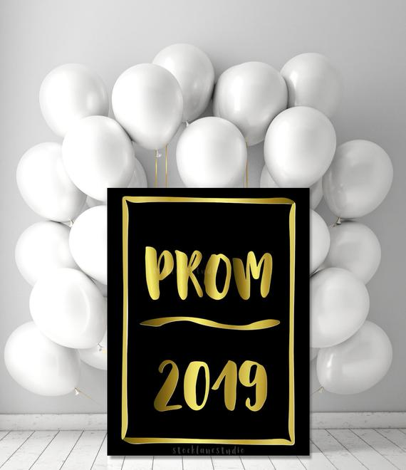 Seniors: Tickets are on Sale for Prom (May 18)