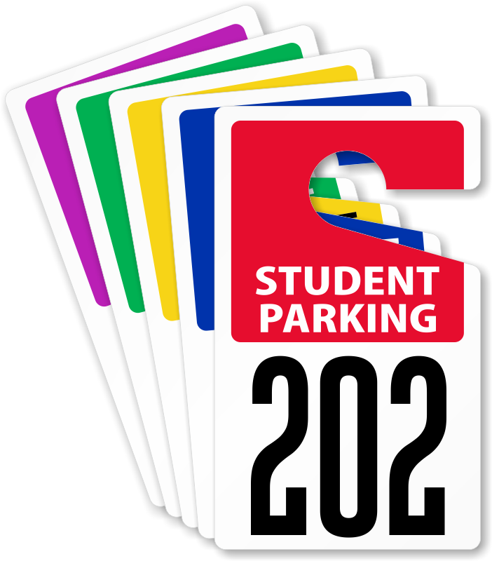 2018 - 2019 Parking Application