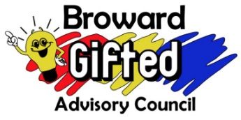Broward Gifted Advisory Council