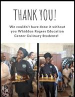 Culinary Arts and CARES Mentoring