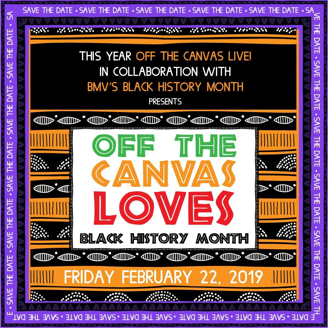 Save the Date OTC Black History