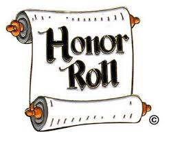 Honor Roll Dates - Click for Schedule