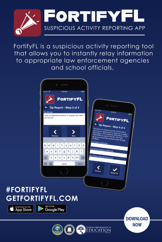 Fortify Reporting App