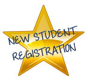 New Student Registartion