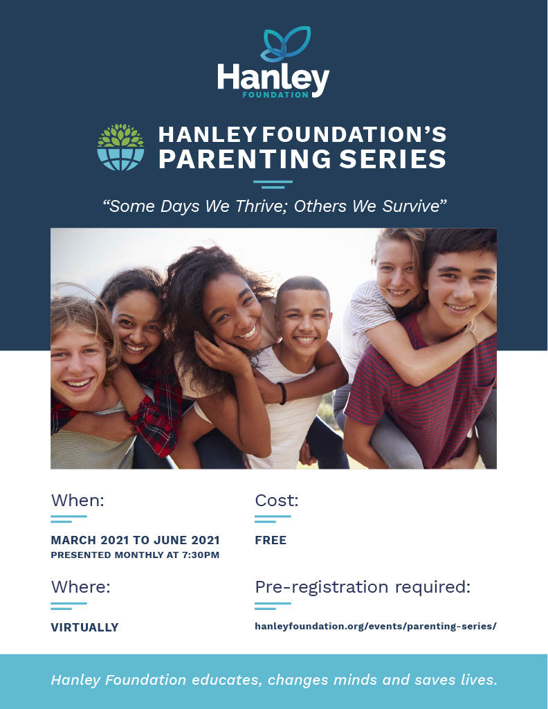 Hanley Foundation's Parenting Series