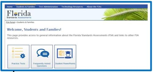 Florida Standards Assessment Pic