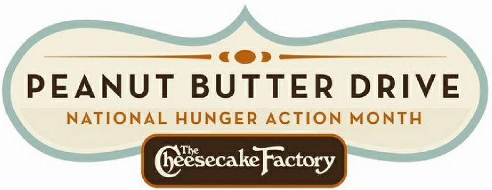 Peanut Butter Drive - National Hunger Action Month