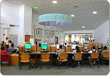 computers at Library