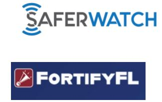 SaferWatch App and FortifyFL App