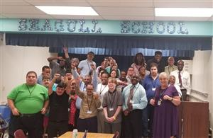 AWA Students Dress for Success Day