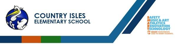 Country Isles Logo and SMART Logo