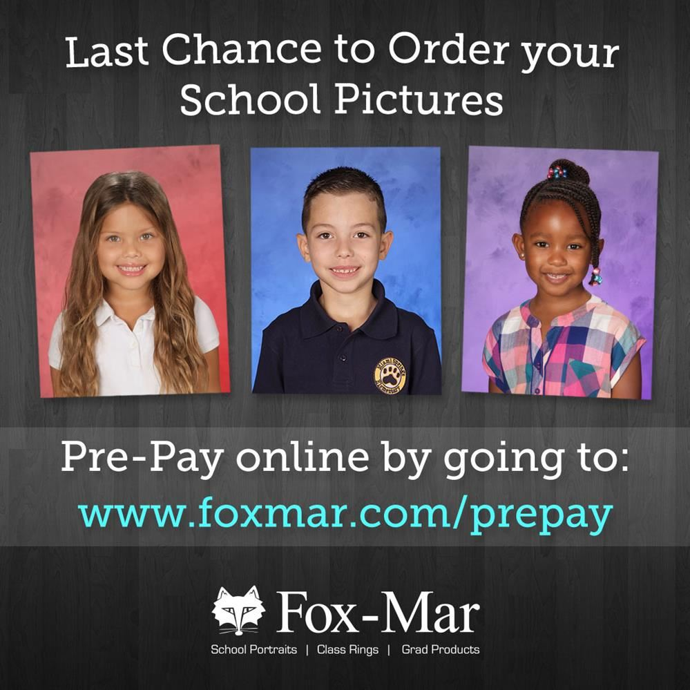 Pre-pay School Pictures