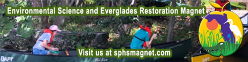Environmental Science and Everglades Restoration Magnet Banner