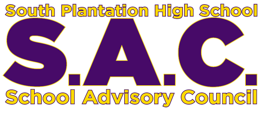 School Advisory Council banner