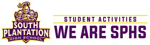 Student Activities, We Are SPHS logo