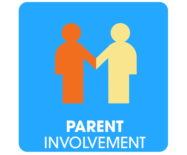 image of parents holding hands