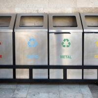 picture of recycling containers