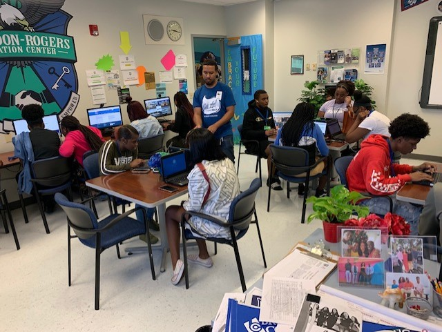 Broward College Application Day