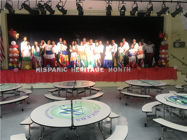 Hispanic Heritage Celebration 2017