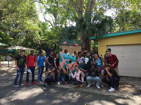 Flamingo Gardens Field Trip